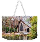 Chapel At Callaway Weekender Tote Bag