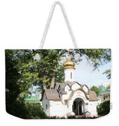 Chapel At Saints Boris And Gleb Weekender Tote Bag