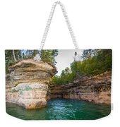 Chapel Cave Weekender Tote Bag