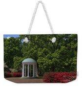 Chapel Hill Old Well Weekender Tote Bag