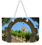 Chapel Hill Vineyard Weekender Tote Bag