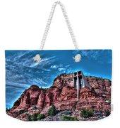Chapel Of The Rock Weekender Tote Bag