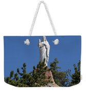 Chapel On A Rock 3 Weekender Tote Bag