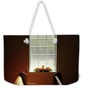 Chapel Window Weekender Tote Bag