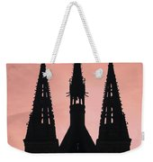 Chapter Church Of St Peter And Paul Weekender Tote Bag