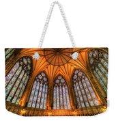 Chapter House York Minster Weekender Tote Bag