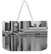 Charcoal Tampa Weekender Tote Bag