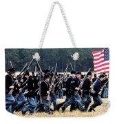 Charge Weekender Tote Bag