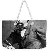 Charles Dickens Weekender Tote Bag