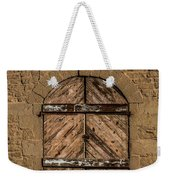 Charles Goodnight Barn Doors Weekender Tote Bag