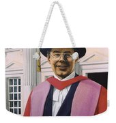 Charles Harpum Receiving Doctorate Of Law Weekender Tote Bag