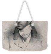 Charles Hatchett, English Chemist Weekender Tote Bag