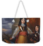 Charles II - King Of Scots And King Of England Weekender Tote Bag