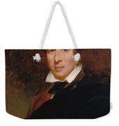 Charles Kemble Weekender Tote Bag