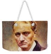 Charles Pierre Baudelaire, Literary Legend Weekender Tote Bag