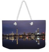 Charles River Clear Water Reflection Weekender Tote Bag