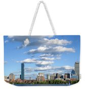 Charles River Cloud Stack Boston Ma Weekender Tote Bag