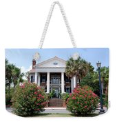 Charleston At His Best Weekender Tote Bag