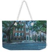 Charleston By Moonlight Weekender Tote Bag