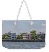 Charleston By The Sea Weekender Tote Bag