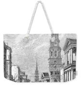 Charleston: Church, 1861 Weekender Tote Bag