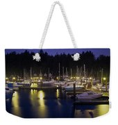 Charleston Docks Weekender Tote Bag