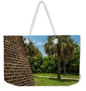 Charleston Fortification Weekender Tote Bag