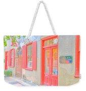 Charleston Sc Catfish Row Weekender Tote Bag