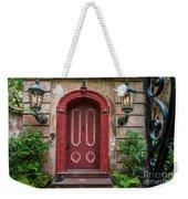 Charleston Sc Grand Entrance Weekender Tote Bag