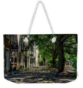 Charleston Side Street Weekender Tote Bag