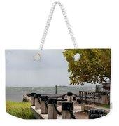 Charleston Storming Weekender Tote Bag