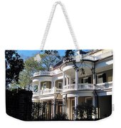 Charlestons Beautiful Architecure Weekender Tote Bag