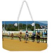 Charlestown Races Weekender Tote Bag