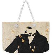 Charlie Chaplin  Weekender Tote Bag