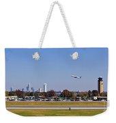 Charlotte Airport Weekender Tote Bag