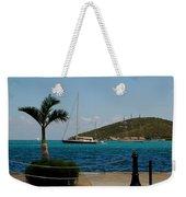 Charlotte Amalie Harbor Weekender Tote Bag