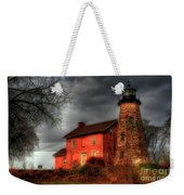 Charlotte-genesee Lighthouse  Weekender Tote Bag