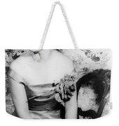 Charlotte Holloman (1922-) Weekender Tote Bag by Granger