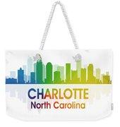 Charlotte Nc Weekender Tote Bag