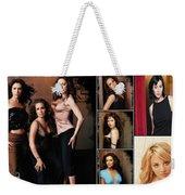 Charmed Weekender Tote Bag