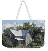 Charming Country Home Weekender Tote Bag