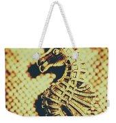 Charming Vintage Seahorse Weekender Tote Bag