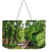 Chartres, France, Park On L'eure River Weekender Tote Bag