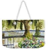 Chartres France Scene Weekender Tote Bag