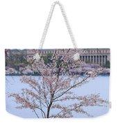 Chasing Blossoms Weekender Tote Bag