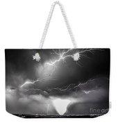Chasing Nebraska Lightning 052 Weekender Tote Bag