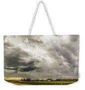 Chasing Nebraska Stormscapes 045 Weekender Tote Bag