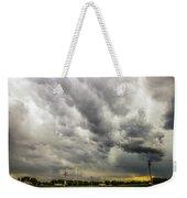 Chasing Nebraska Stormscapes 046 Weekender Tote Bag