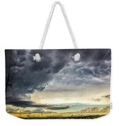 Chasing Nebraska Stormscapes 047 Weekender Tote Bag