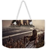 Chasing The Dreams Weekender Tote Bag by Mo T